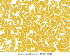 Find Thai Art Pattern On White Background stock images in HD and millions of other royalty-free stock photos, illustrations and vectors in the Shutterstock collection. Thousands of new, high-quality pictures added every day. Pattern Images, Pattern Art, Thai Design, Thai Pattern, Thai Art, Thai Style, Royalty Free Stock Photos, Altar, Art Patterns