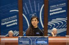 Nadia Murad, Yazidi Woman Who Survived ISIS Captivity, Wins Human Rights Prize