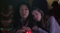 Grey's Anatomy's Cristina Yang and Meredith Grey are not besties. They are not friends forever. They are not twinsies. They're each other's person. They're the Twisted Sisters. And that's what makes them the best female friends on television. Meredith Grey, Meredith And Christina, Sandra Oh, Ellen Pompeo, Grey Quotes, Grey Anatomy Quotes, Cristina Yang, Greys Anatomy Season 2, Grey's Anatomy Wallpaper