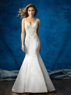 Allure Bridals 9362 Allure Bridal Best Bridal, Prom, and Pageant gowns in Delaware