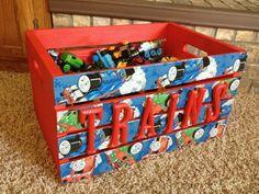 Train Crate