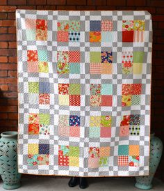 Today, Im really excited to be releasing my first self-published quilt pattern. Called High...