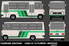 School Bus Camper, Vans, Art Cars, Volvo, Trucks, Vehicles, Chile, Paper Toys, Craft