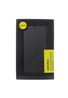 Husa Huawei P9 Lite - AMORUS Cover Black