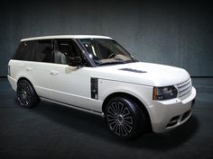 2011 Mansory Range Rover Vogue
