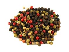 Four Peppercorn Mix, 2 Pound Deal Rainbow Peppercorns With Free Shipping