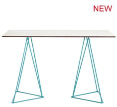 Modern design table by iSi mar. New furniture collections