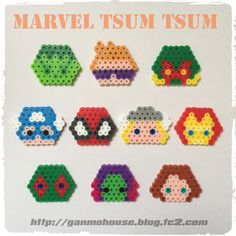 Instagramに「Please make Marvel Tsum Tsum ...