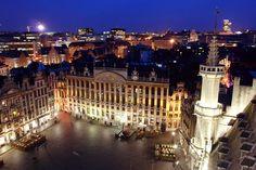 Belgique - Bruxelles - Grand Place