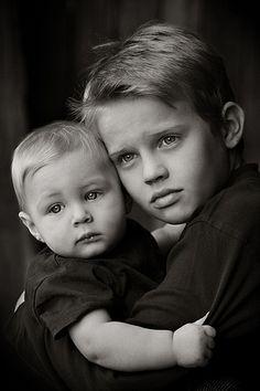 brothers 1   canon 5D 70-200 F2.8L Nik Silver Efex Pro   Wayne Radford   Flickr