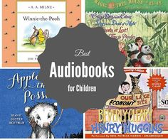 audio books for toddlers