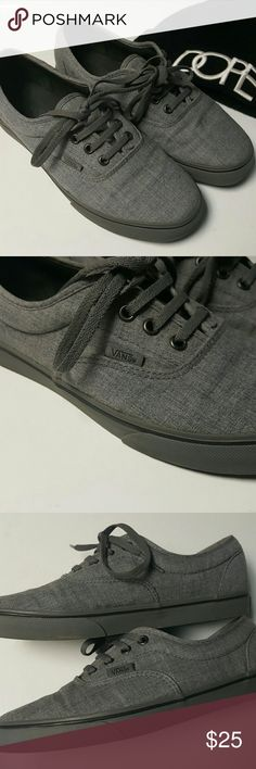 d57b35b7f85e Grey Van s size 6 (mens) 8 (women s)   Please read before purchasing