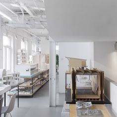 mad architects studio in beijing | office | workspace | pinterest