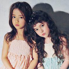 Beautiful children korean Ideas for 2019 Cute Asian Babies, Korean Babies, Asian Kids, Cute Babies, Ulzzang Kids, Ulzzang Korean Girl, Boys Vs Girls, Cute Girls, Kids Winter Fashion