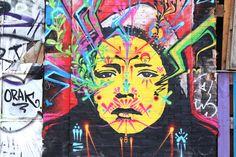 Stinkfish new murals in Berlin
