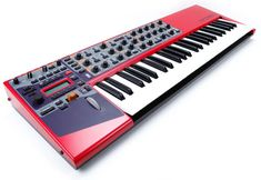 Nord Lead 3 Advanced Subtractive Synthesizer. My go to synth
