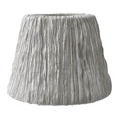 IKEA - HEMSTA, Lamp shade, You can create a soft, cozy atmosphere in your home with a textile shade that spreads a diffused and decorative light.Easy to clean; the shade fabric is removable and machine washable.