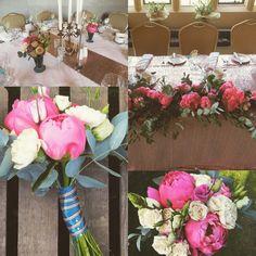 #rosegoldandtealwedding