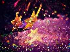 Christmas Stars by *nouvellecreation on deviantART