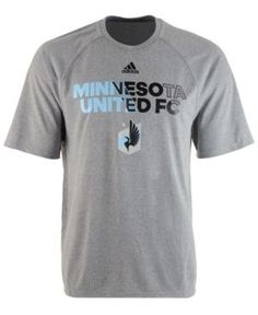 c841a37a5 adidas Men s Minnesota United Fc Striker T-Shirt - Gray XXL Adidas Brand