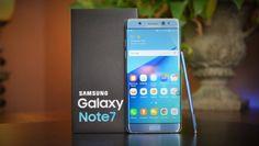 Samsung Galaxy Note 7 potrebbe tornare sul mercato con una nuova batteria