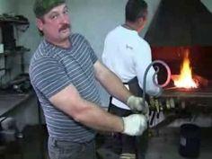 como hacer una puerta metalica