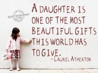 Diapers & Daisies: Rules for Mothers of Daughters..  Wow...while I've already raised my daughter and hope I did ok by her...