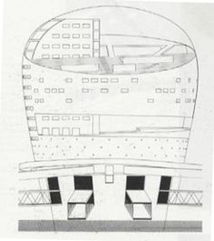 Vista 2 Rem Koolhaas, Lebbeus Woods, Interior Design Sketches, Old Abandoned Houses, Toyo Ito, Norman Foster, Famous Architects, Classical Architecture, Diagram