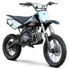 Coleman Power Sport 125cc Dirt Bike Motorcycle 5 Speed 60 MPH 4 Stroke