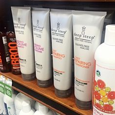 We spotted our Hair Care products at #WholeFoods in Raleigh, NC!