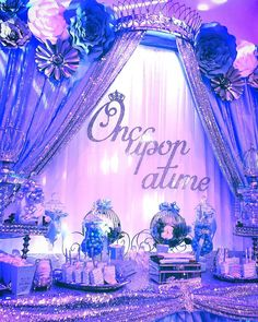 Fair-minded halved sweet 16 celebration i loved this Cinderella Sweet 16, Cinderella Theme, Cinderella Wedding, Cinderella Centerpiece, Crown Centerpiece, Cinderella Quinceanera Themes, Quinceanera Planning, Quinceanera Invitations, Sweet 16 Party Decorations