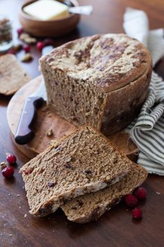 Clean Eating Whole Wheat Crock Pot Bread Recipe