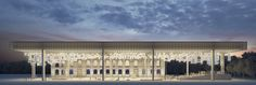 13 Designs Given Honorable Mentions for Lima Art Museum (MALI) Expansion Competition | ArchDaily