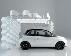 Opel Adam POS on Behance