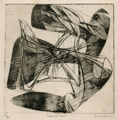 Prestige of the Insect, Stanley William Hayter