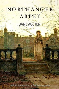 I just started Northanger Abbey! I love it so much. Mr. Tilney has me laughing nonstop.