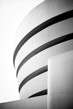 "arqvac: ""Guggenheim museum"" in NYC, USA by Frank Lloyd Wright Frank Lloyd Wright, Amazing Architecture, Art And Architecture, Architecture Details, Concrete Architecture, Residential Architecture, Ann Street Studio, Museums In Nyc, Beautiful Buildings"