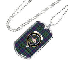 An online retailer of Scottish tartan products, the tartan style is now reflected in everyday items to monk accessories. That was a way of showing how proud Clan was. Circle Necklace, Dog Tag Necklace, Tartan Shoes, Clan Macdonald, Clan Macleod, Crepe Skirts, Scottish Tartans, Everyday Items, Glass Domes
