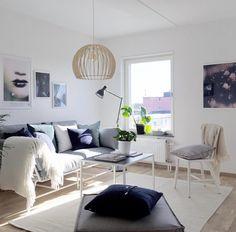 Styling Fastighetsbyrån Uppsala | Fouremptywalls & Coloredhome