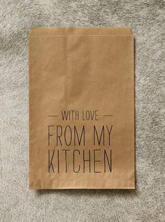 Paper Bag (Idea)....met lekkers er in ( koekjes?)