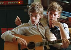 Luke and Harry