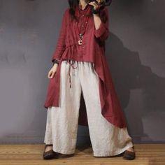 Sewing Skirts Women Plus Size Pants Ideas Sewing Clothes Women, Clothes For Women, Frankie Clothing, Look Fashion, Fashion Outfits, Fashion Styles, Flax Clothing, Fashion Drawing Dresses, Maxi Skirt Boho