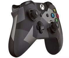 Genuine Xbox One Special Edition Covert Forces Wireless Controller VG Xbox One Video Games, Video Game News, Xbox One Controller, Xbox 360, Nintendo Switch, Control Xbox, Youtubers, Consoles, Microsoft