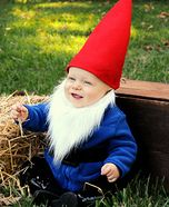 Great ideas for DIY Baby's First Halloween costumes!