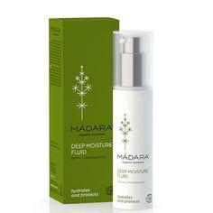 Madara Organic Skincare   Crema de Día Hidratante Fluida - Deep Moisture Fluid Day   Tienda Online de Cosmética Natural