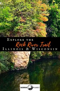 Explore the Rock River Trail, a network of scenic, historical, and recreational routes that parallel the Rock River through Wisconsin and Illinois. Usa Travel Guide, Travel Usa, Travel Guides, Travel Tips, Travel Advice, Single Travel, River Trail, Road Trip Usa, United States Travel