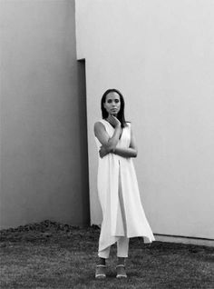Kerry Washington for The Edit by Net-A-Porter by Bjorn Iooss in Notes on a Scandal