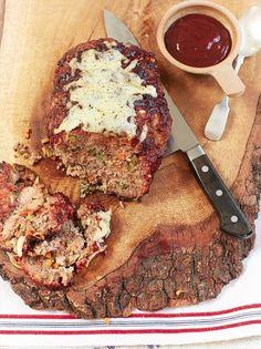 DJ BBQ's world's best meatloaf   Jamie Oliver