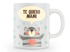 mi #Mamá es #única y #genial regalale esta fantástica #taza #personalizada! - ideal para regalar a mamá en su día, su cumpleaños o cualquier ocasión especial
