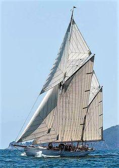 'Javelin' 73 ft. Ketch 1897